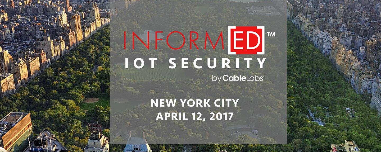 Inform[ED] IoT SECURITY
