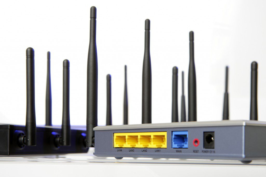 Multiple Routers